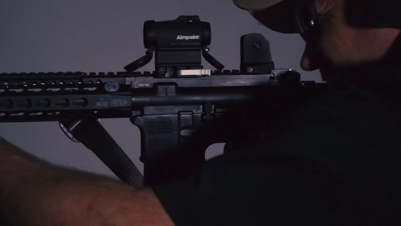 opplanet aimpoint best optics video