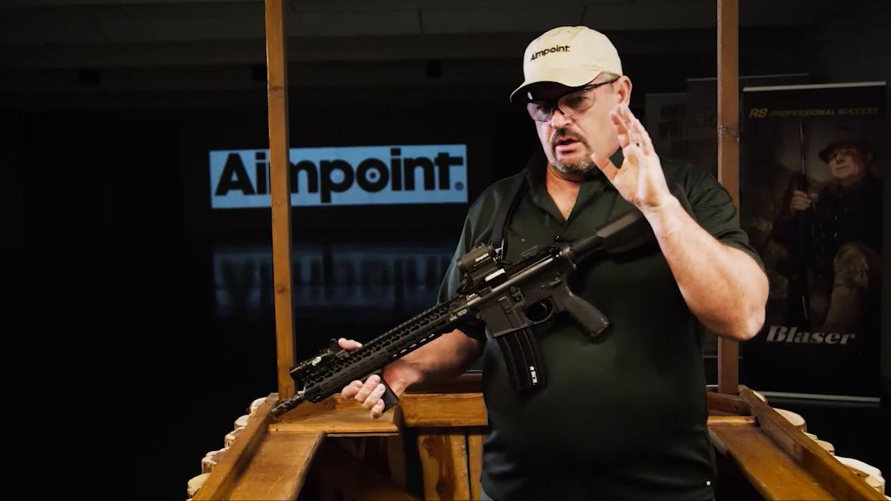 opplanet aimpoint training tip 4 trigger control video