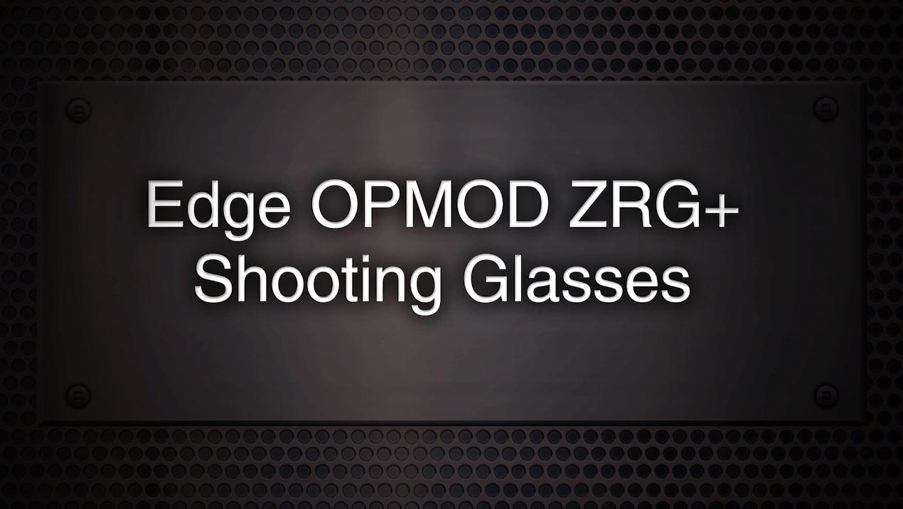 opplanet opmod edge zrgplus shooting glasses 30sec commercial opticsplanet video