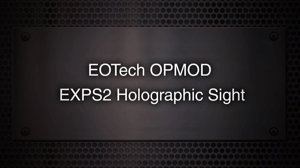 opplanet opmod exps2 30sec commerical opticsplanet video