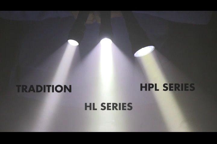 opplanet streamlight three beam pattern series review video