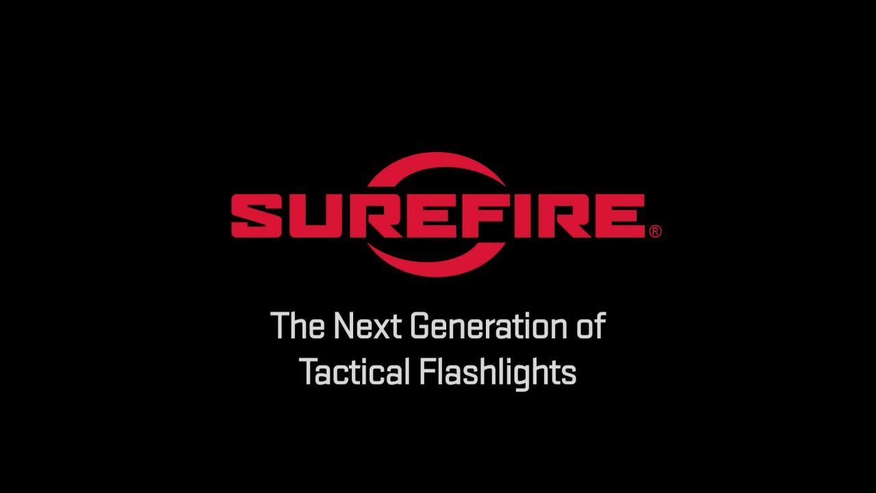 opplanet surefire the next generation of sf tactical flashlights video