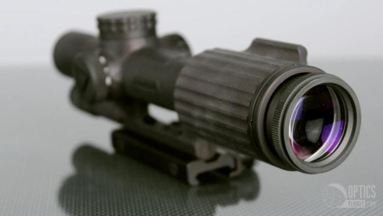 opplanet trijicon vcog riflescopes flv