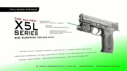 opplanet viridian green lasers x5l laser sight richard nance video