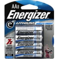 Energizer E2 Performance Lithium AA Batteries