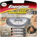Energizer 3 AAA Head Beam Multi Function 6 LED Headlight w/ Batteries