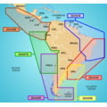 Garmin On The Water GPS Cartography BlueChart g2: Central & South America Map