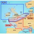 Garmin On The Water GPS Cartography BlueChart g2: UK/Ireland/France Large Map