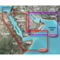 Garmin On The Water GPS Cartography BlueChart g2 Vision: Asia West Small Map