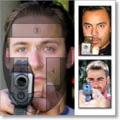 Gun Video Headshot Training System HS001S