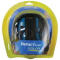Howard Leight Impact Sport Folding Electronic Earmuff Teal Earcups R-02521