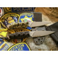Mission MBK-Ti Fixed Blade Knife,4in