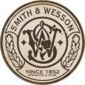 Tin Signs S&W Round Logo Tin Sign