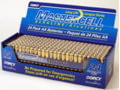 Dorcy AA Mastercell Alkaline Batteries - 24 Per Tray 41-1631 - Single Pack OR Case of 16