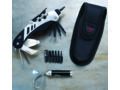 Real Avid The Gun Tool Plus Shooters Multi-Tool w/ Bore Light & Sheath