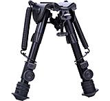 """Aimtech Warhammer 9-13/"""" Pivot Bipod Harris Style Stud Mount Folding 20856"""