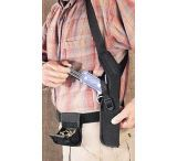 Uncle Mike's Weapon Holster for 5-6in Double Action & 4-5in Single Action Revolvers