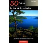 W.W. Norton & Co: 50 Hikes in the Adirondack Guide Book
