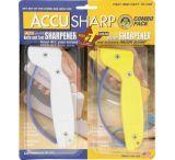 Accusharp Sharpener Combo Pack Knife Sharpener