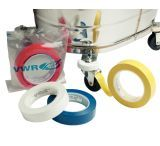 VWR Vwr Tape Vinyl 2in Lt Blue 47B-2LB