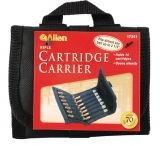 Allen Belt Rifle Ammo Pouch Black Holds 14 Rifle Cartridges 17251A
