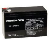 American Hunter 12V 7 Amp-Hour Rechargeable Battery