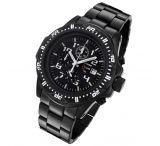 Armourlite Shatterproof Scratch Resistant Glass Tritium Chronograph Watch