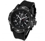 Armourlite Shatterproof Scratch Resistant High Impact Glass Tritium Chronograph Watch
