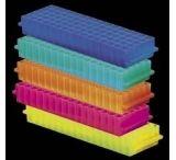 Axygen Axyrack Microtube Racks, Axygen Scientific R-80-C 80-Well Microtube Racks