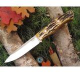 Bark River Aurora Fixed Blade Knife,4.5in
