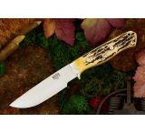 Bark River Gameskeeper II Fixed Blade Knife