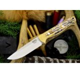 Bark River Gunny Hunter Fixed Blade Knife