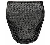 Bianchi 7900 Covered Cuff Case - Basket Black, Brass 22181