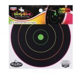 Birchwood Casey Dirty Bird Multi-Color Indoor/Outdoor Targets