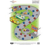 Birchwood Casey Dirty Bird Pregame Targets Checkered Flag 12x18 Inch 8 Per Package 35574