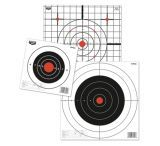 Birchwood Casey Plain Paper Targets Twelve Inch Sight In Pack of 13 37213