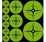 Birchwood Casey Target Spots, Green, Assorted