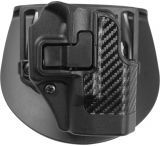 BlackHawk CQC SERPA Holster - Carbon Fiber Finish