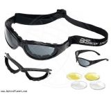 Body Specs Bi Focal Prescription BSG Black, Demi Tortoise Goggles / Sunglasses