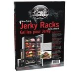 Bradley Smoker Set Of 4 Jerky Racks