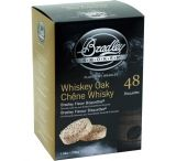 Bradley Smoker Whiskey Oak Special Edition Bisquettes