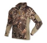 Browning Dirty Bird Smoothbore Fleece, 1/4-Zip