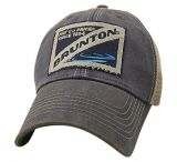 Brunton Faded Blue Trucker Hat