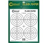 Caldwell Plain Paper Targets