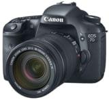 """Canon EOS 7D 18.0 Megapixel Digital SLR Camera Kit - 18.0 Megapixels, 1080P HD Video, 3.0"""" VGA LCD - 3814B004 / 3814B010"""
