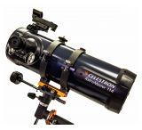 Celestron AstroMaster 114EQ Telescope w/ Celestron Motor Drive 93514