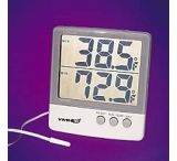 Control Company Big-Digit Thermometer with Dual Minimum/Maximum Memory 4126 Vwr Thermometer Digtl MIN/MAX