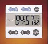 Control Company Four-Channel Alarm Timer 5004 Vwr Alarm Timer 4-CHANNEL