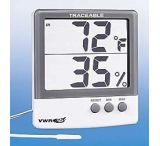 Control Company Jumbo Temperature/Humidity Meter 4184 Vwr THERMO-HUMIDITY Meter