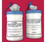 Control Company Premoistened Clean-Wipes 2060 Wipes Premoistened With Deionized Water